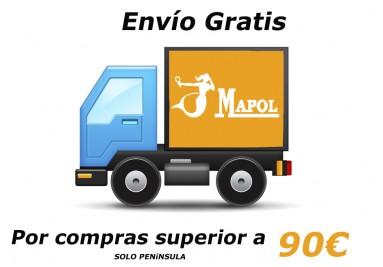 + 90 € ENVIOS GRATUITOS