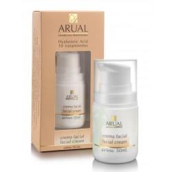 Crema Facial 10 Tratamientos