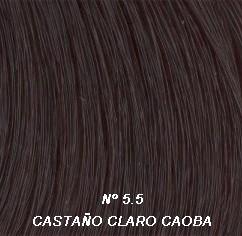 Nº5.5 Castaño Claro Caoba