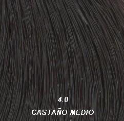Nº4.0 Castaño Medio