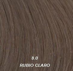 Nº8.0 Rubio Claro