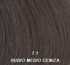 Nº7.1 Rubio Medio Ceniza