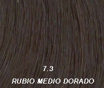Nº7.3 Rubio Medio Dorado