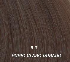 Nº8.3 Rubio Claro Dorados