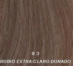 Nº9.3 Rubio Extra Claro Dorado