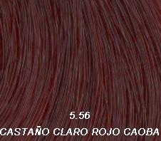 Nº5.56 Castaño Claro Rojo Caoba