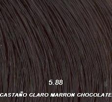 Nº5.88 Castaño Claro Marrón Chocolate