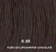 Nº6.88 Rubio Oscuro Marron Chocolate