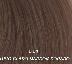 Nº 8.83 Rubio Claro Marrón Dorado