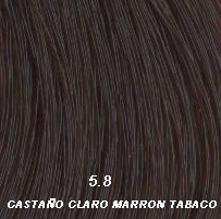 Nº5.8 Castaño Claro Marrón Tabaco