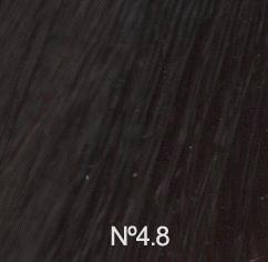 Nº4.8 Castaño Medio Marrón