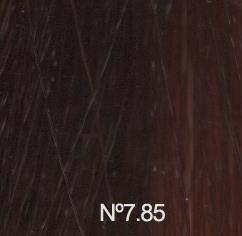 Nº7.85 Castaño Medio Marrón Caoba