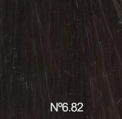 Nº6.82 Rubio Oscuro Marrón Irisado